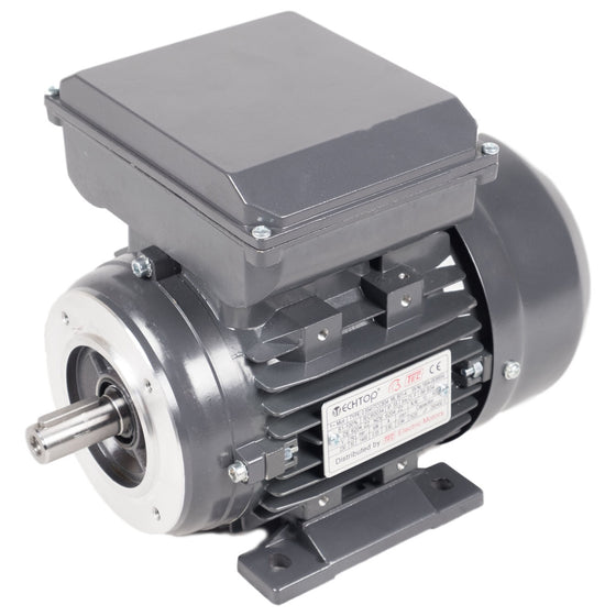 TEC Single Phase Electric Motors - 4 Pole, 1500rpm (CAP START / CAP RUN)