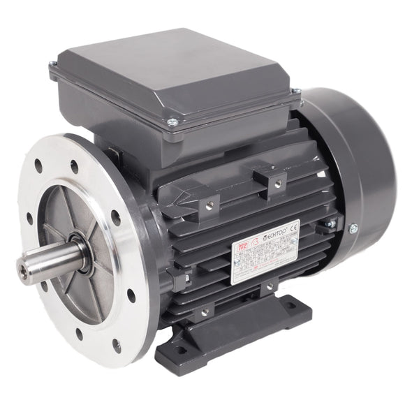 TEC Single Phase Electric Motors - 2 Pole, 3000rpm (CAP START / CAP RUN)