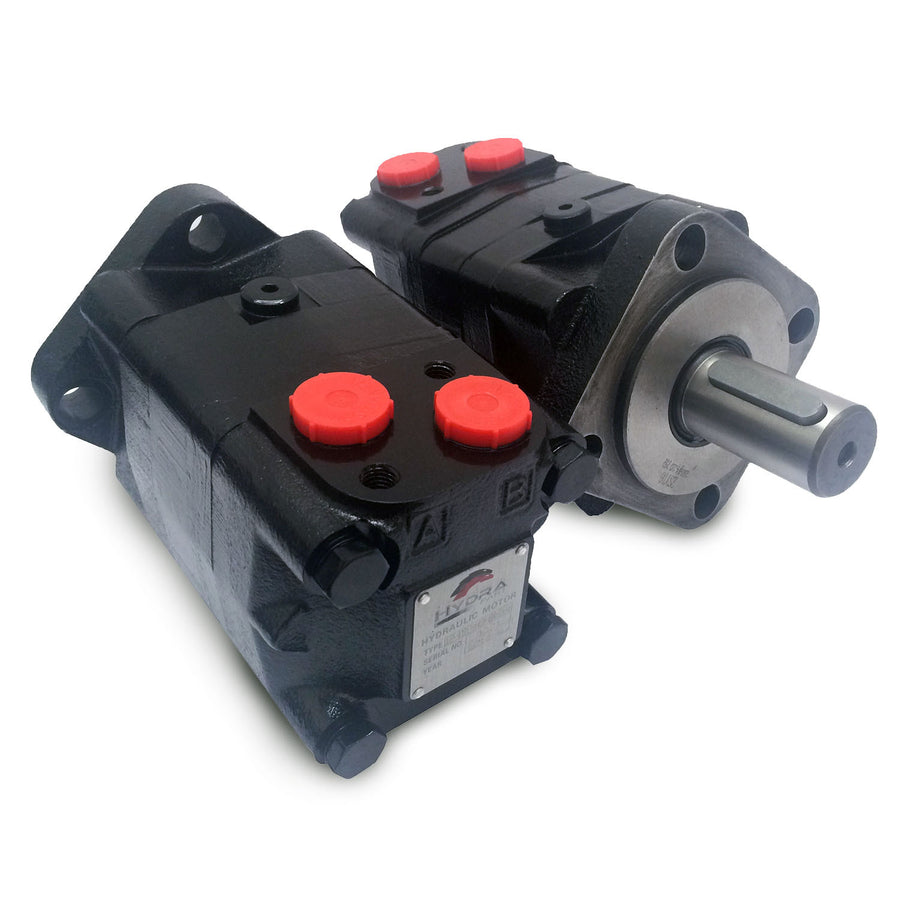 Hydra Part Hydraulic Motors (MSY Series) - Approved Hydraulics