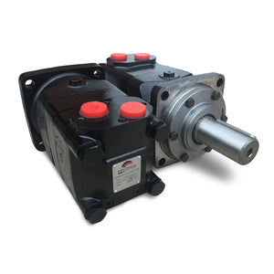 Hydra Part Hydraulic Motors (MT Series) 40mm Shaft - Approved Hydraulics