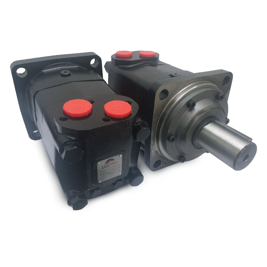 Hydra Part Hydraulic Motors (MV Series) - Approved Hydraulics