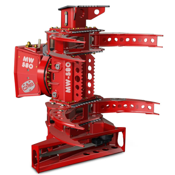 CMB MW Series Tree Shears - Approved Hydraulics