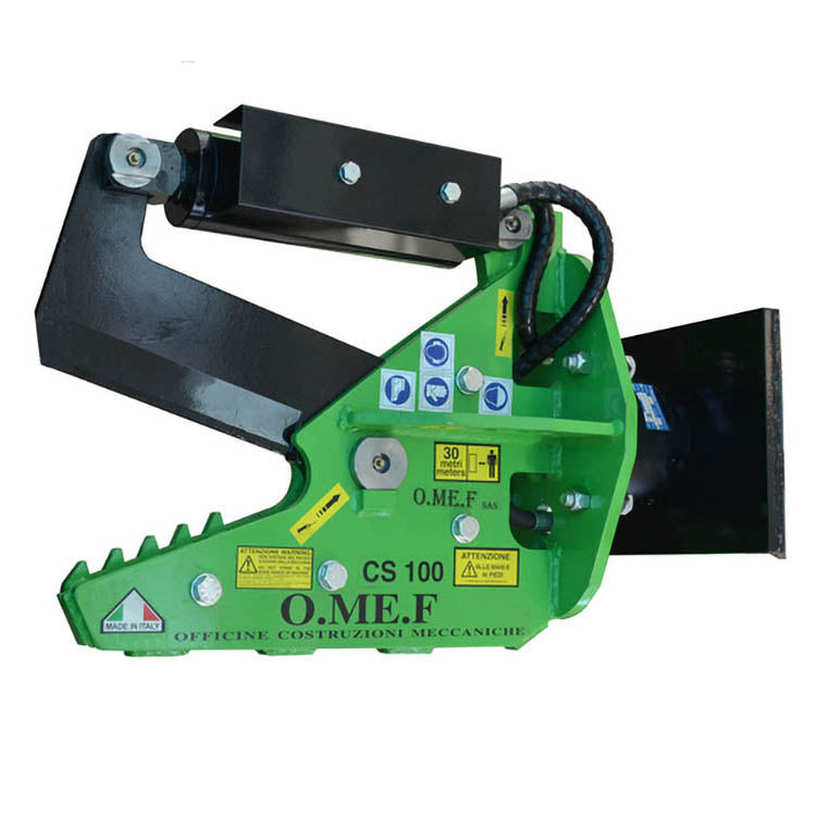 OMEF OMEF CS100 Tree Shears - Approved Hydraulics