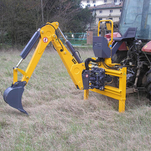 Femac Series 4 Backhoe - Approved Hydraulics