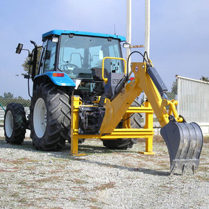 Femac Series 6 Backhoe - Approved Hydraulics
