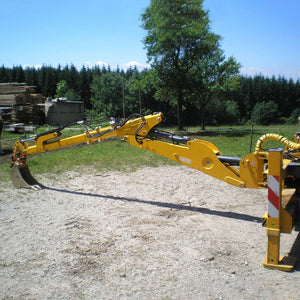 Femac Series 7S Backhoe - Approved Hydraulics