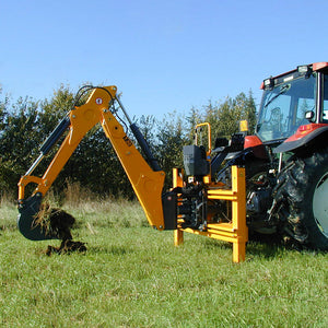 Femac Series 7 Backhoe - Approved Hydraulics