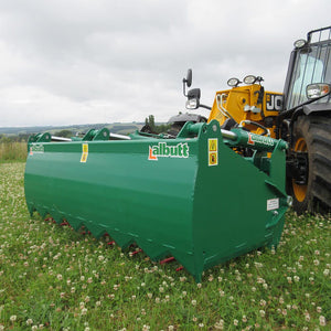 Albutt Shear Grabs – KV Type Tines - Approved Hydraulics