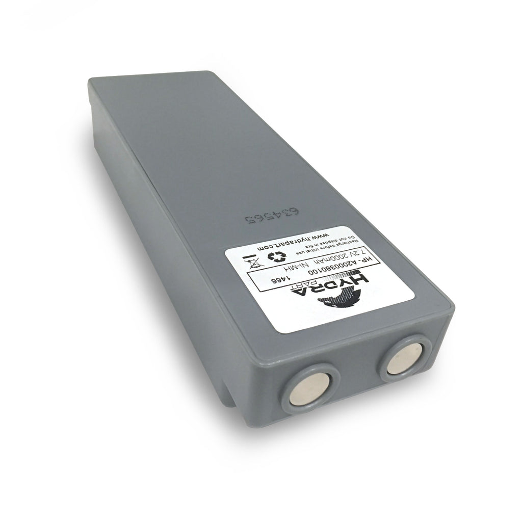 Scanreco Battery Alternative 7.2V 2000mAh