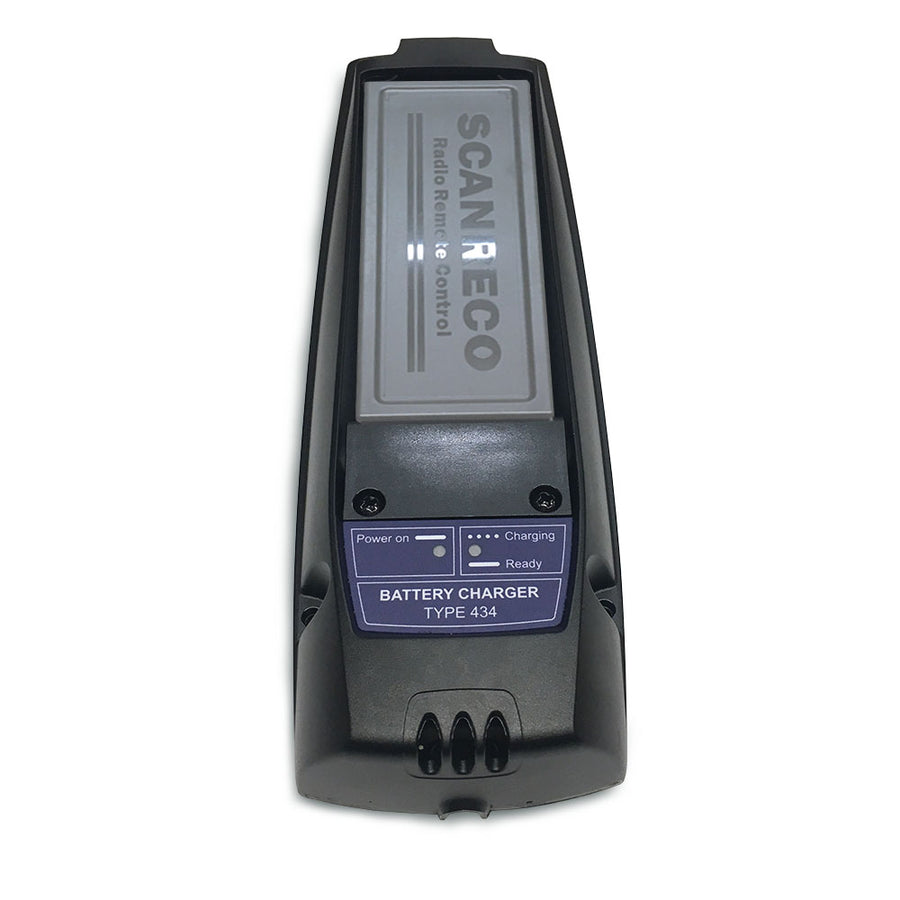Scanreco Scanreco Quick Battery Charger with 110-230vAC Mains Adapter - Approved Hydraulics