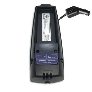 Scanreco Scanreco Battery Charger with 10-30vDC Car Adapter - Approved Hydraulics