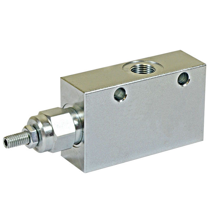 "Hydra Part Single Counterbalance Valve 1/2"" In Line - 100-350Bar - Approved Hydraulics"