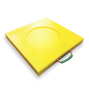 High Visibility Stabiliser Pads - Approved Hydraulics Ltd