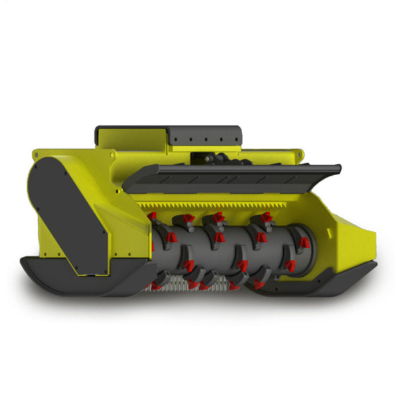 TEDF 130 Fixed Tooth Mulcher