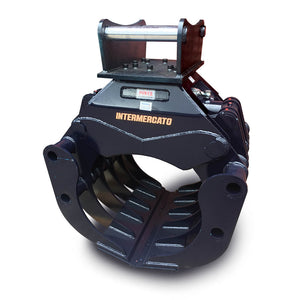 Intermercato TG - 16-42 EG Light Duty Selector Grab - Approved Hydraulics
