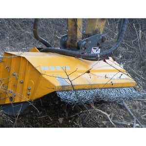 Femac 30.5N TTC 1200 Flail Mower - Approved Hydraulics