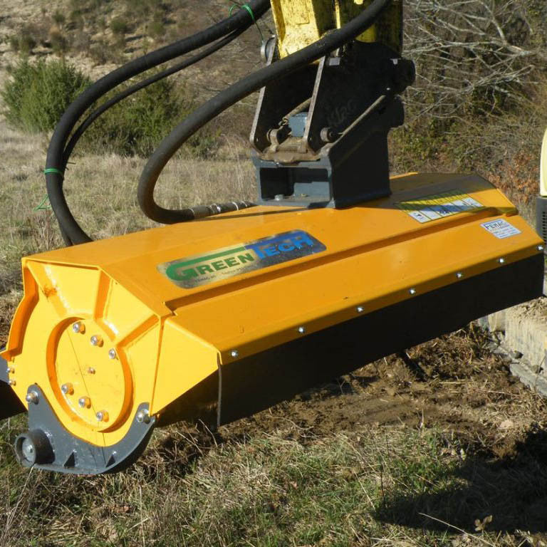 Femac 30.3 TTD 1000/1200 Flail Mowers - Approved Hydraulics
