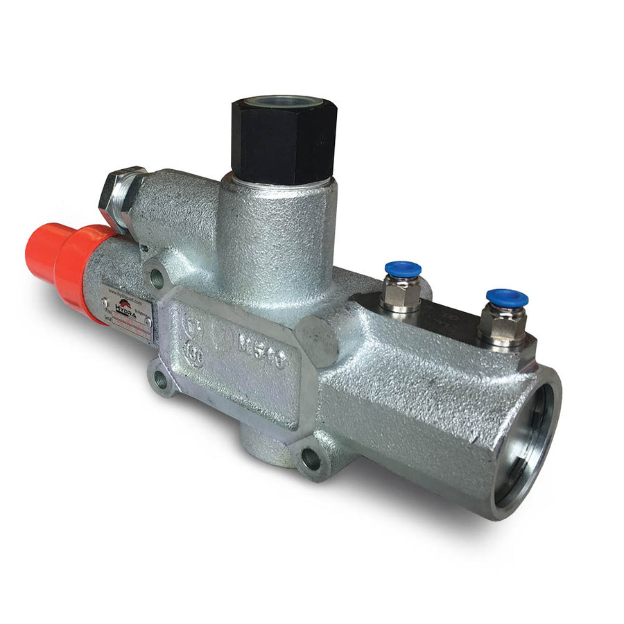 "Hydra Part Tipping Valves 3/4"" (130 lpm, 350 bar) - Approved Hydraulics"