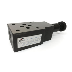 Hydra Part CETOP 5 Pressure Relief Valve Module - P to T (ZPB-10-VP-1-315) - Approved Hydraulics