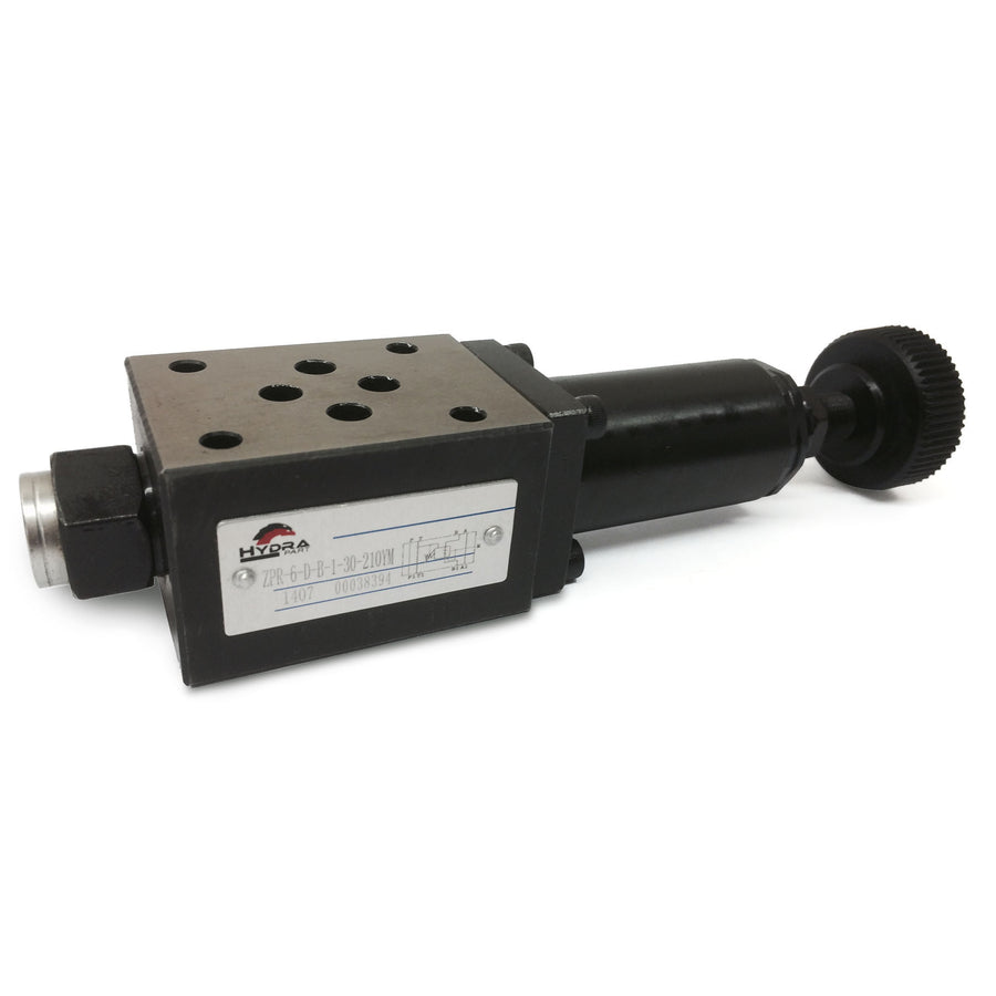 Hydra Part CETOP 5 Pressure Reducing Module Valve - B to T (ZPR-10-D-B-1-210-YM) - Approved Hydraulics