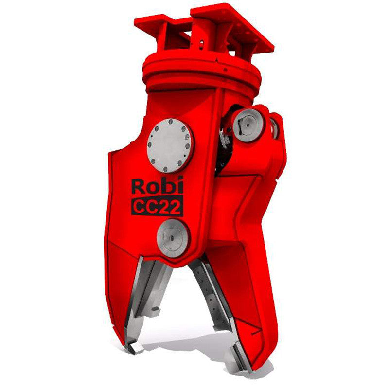Robi CC6 Cutter Crusher - Approved Hydraulics