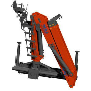 FS 135Z Truck Loader - Approved Hydraulics Ltd