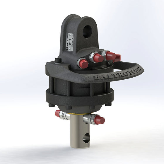 Baltrotors GR10 Rotator - Approved Hydraulics