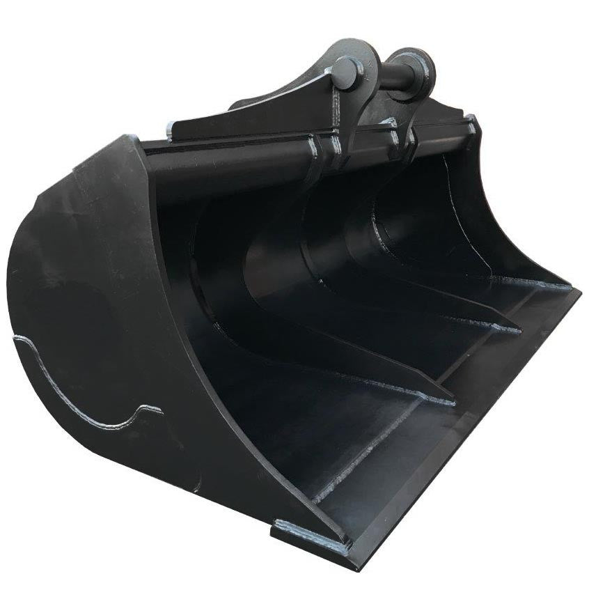 Hydra Part Grading Buckets for 4T - 6T Machines - Approved Hydraulics
