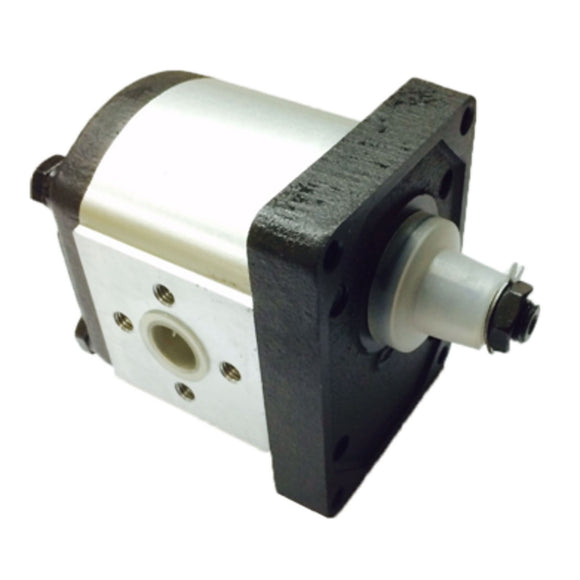 Hydra Part Group 2 Hydraulic Gear Pumps with 1:8 Taper Shaft & Flanged Body - Approved Hydraulics