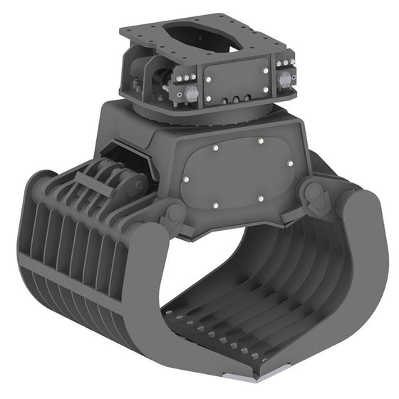 Minelli MB SG Demolition Selector Grabs - Approved Hydraulics