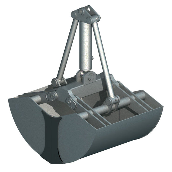 Minelli MBV 1 Clamshell Bucket - Approved Hydraulics