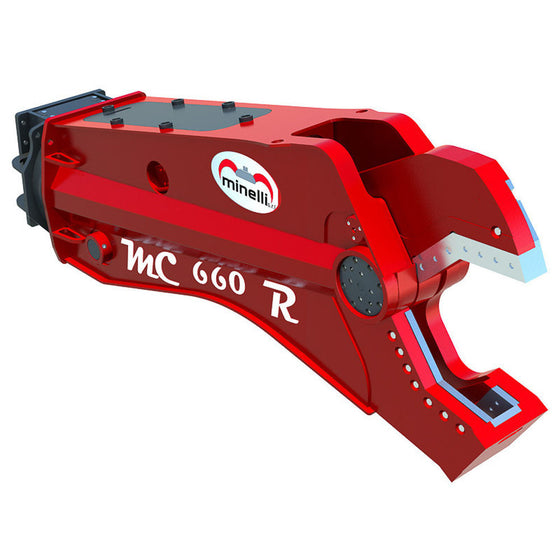 Minelli MC 430 R Steel Shears - Approved Hydraulics