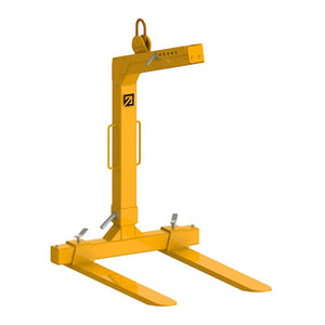 Approved Hydraulics Pallet Forks for Cranes - Approved Hydraulics