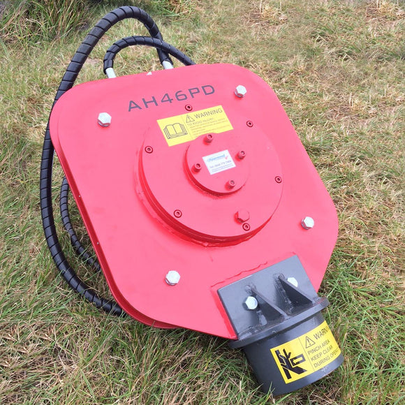Approved Hydraulics AH469PD Vibrating Post Driver - Approved Hydraulics