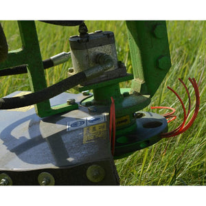 OMEF OMEF Hydraulic Excavator Mounted Strimmers - Approved Hydraulics