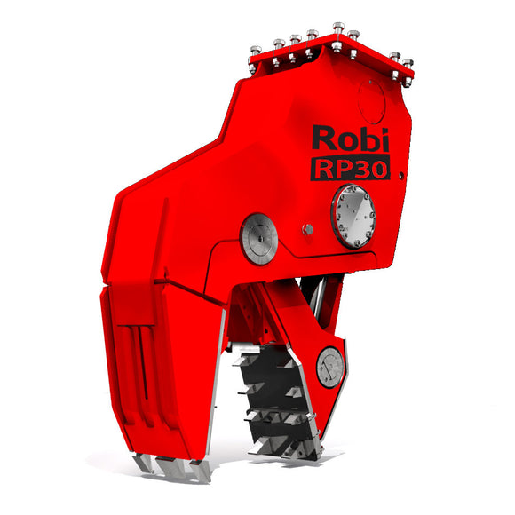 Robi RP42 N/Q Pulveriser - Approved Hydraulics