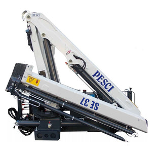 PESCI SE 37 Knuckle Boom Cranes - Approved Hydraulics