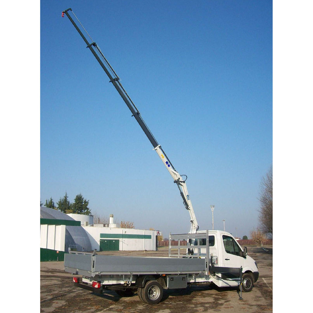 PESCI SE 44 Knuckle Boom Cranes - Approved Hydraulics