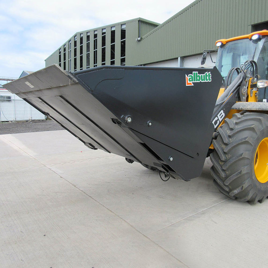 Albutt High Tip Buckets, Grain Handling - Approved Hydraulics