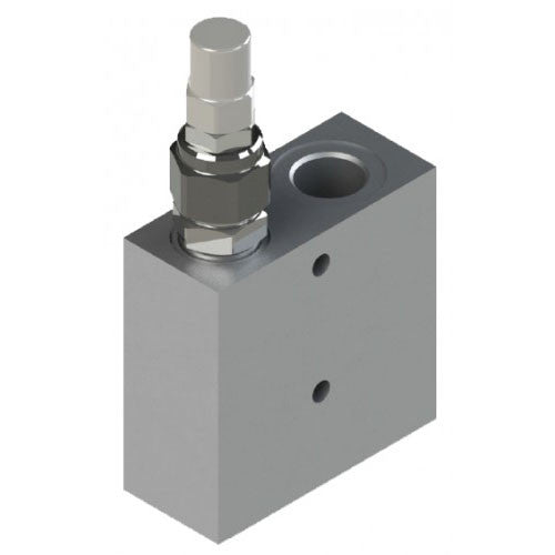 "Hydra Part SV80 Sequence Valve 1/2"" Bsp - 80Lpm - 100-350 Bar - Approved Hydraulics"