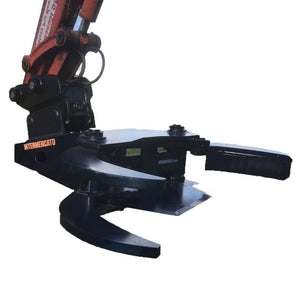 Intermercato Tiger Cut 250E Tree Shears - Approved Hydraulics