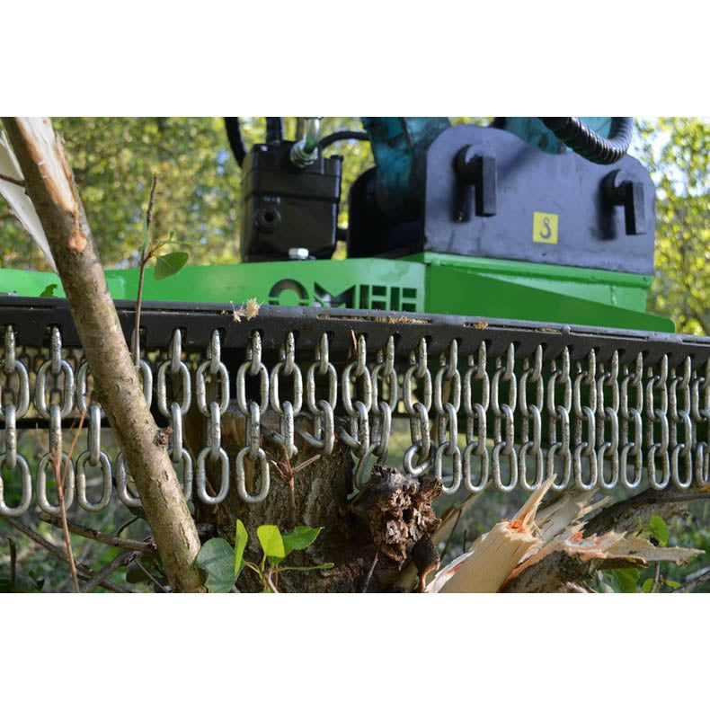OMEF OMEF TRL68 Bladed Brush Shredder - Approved Hydraulics