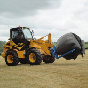 Albutt Bale Grab with Rollers - Approved Hydraulics