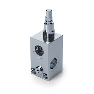 "Inline Pressure Relief Valves 3/8"" BSP - Approved Hydraulics Ltd"