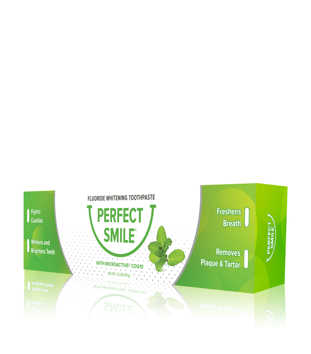 Perfect Smile Fluoride Toothpaste