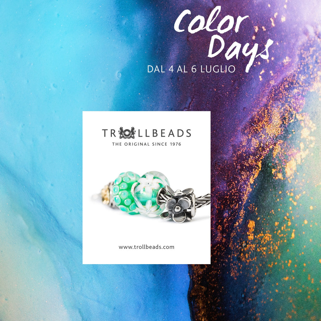 PROMO TROLLBEADS = COLOR DAYS!