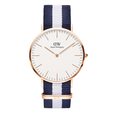 Daniel Wellington Classic Glasgow 40mm DW00100004