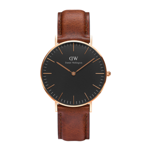 Daniel Wellington CLASSIC BLACK | 36MM ST MAWES DW00100136