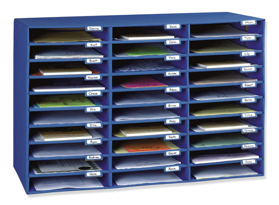 Classroom Keepers® Mailboxes, 30 Slots