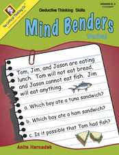 Mind Benders Warm-Up Gr K-2